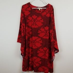 Aryeh bell sleeve plus size top size 2X